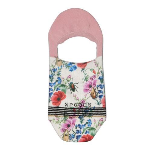 Носки XPOOOS -Flowers